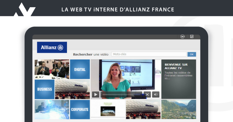 web tv allianz